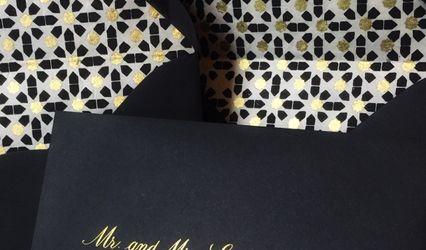 Addressing Elegance - Calligraphy | Wedding Invitations