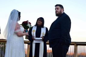 Anna Castillo-Lora, The Wedding Officiant