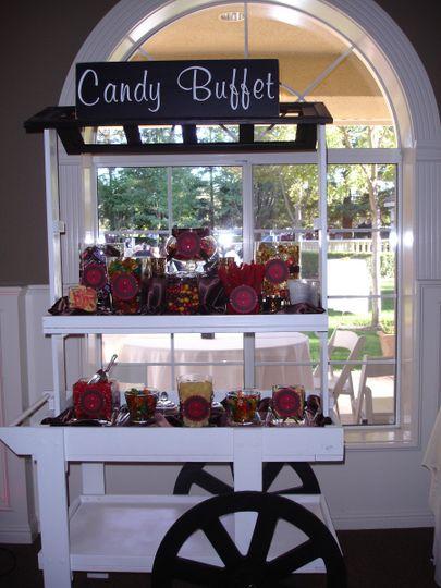 candy buffet araceli 7