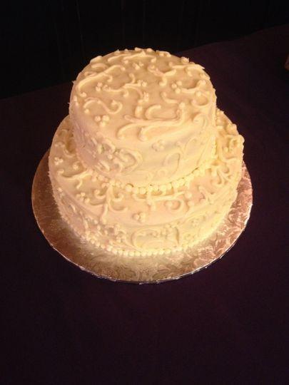 Cake by Jen - Wedding Cake - Broken Arrow, OK - WeddingWire