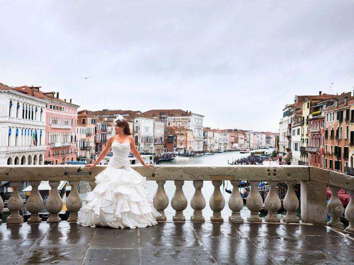 Destination wedding in Venice