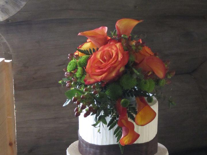 Tmx 1414449642277 Purple Orange Wedding 019 Saint Johnsbury wedding florist