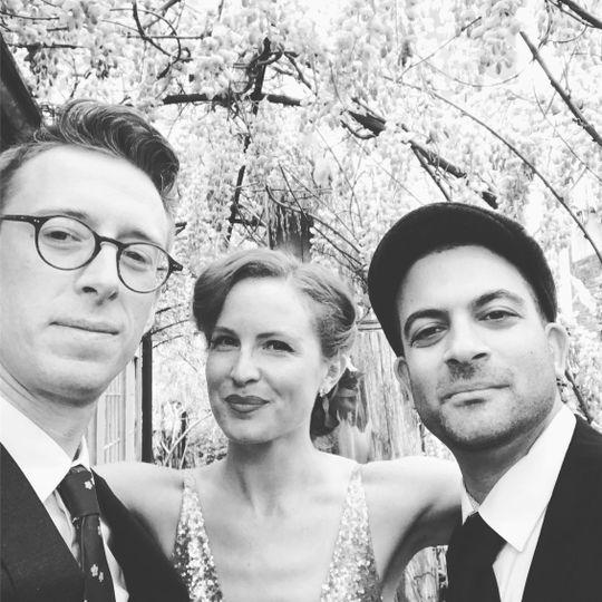 Trio | Eden Lane Jazz Band
