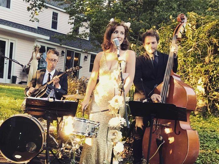 Tmx 1502307412858 Gardenpartypic Seattle, WA wedding band