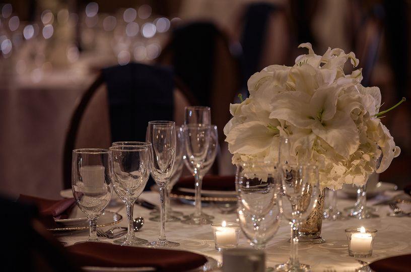 Wedding Reception Set-up