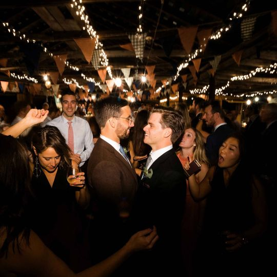 Brooklyn Wedding DJ Ben Boylan
