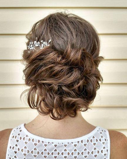 Hair: Alison