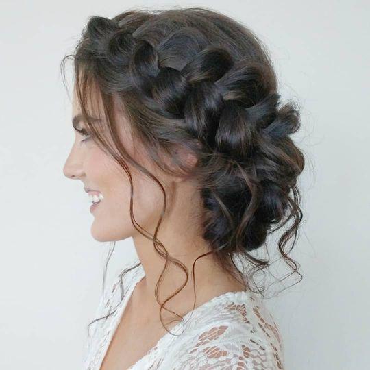 Hair: Alison Sardina