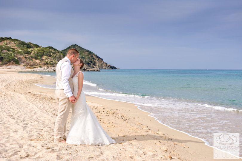 wedding photography sardinia angelo nucera beach