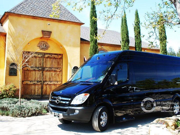 Tmx 1382562377040 Mercedes Benz Sprintersb Chauffeuring  Tours Santa Barbara, California wedding transportation