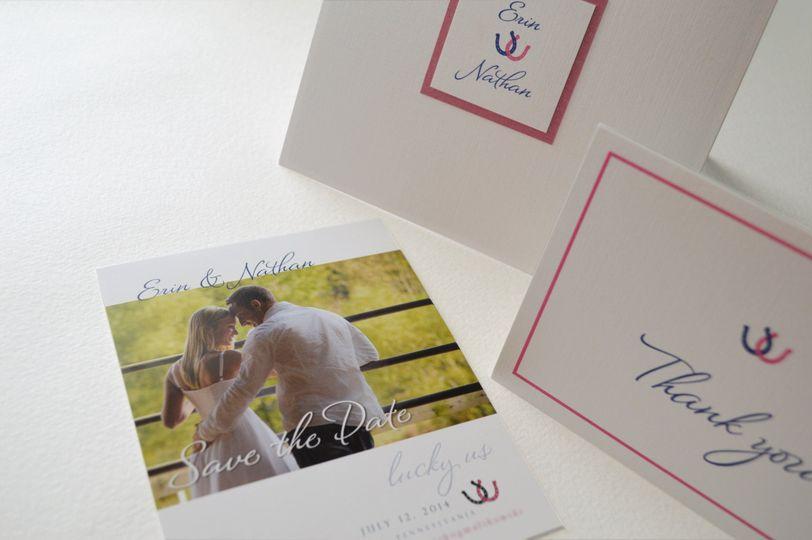 Luxurious satin sheen wedding suite