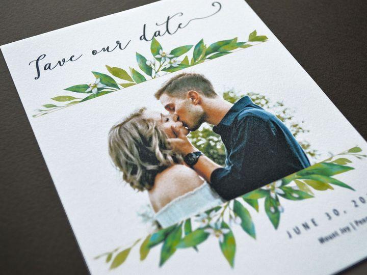 Tmx 1536089763 861bdfc33f1df35f 1536089762 Cd88dfe3a23bc1c7 1536089760520 7 PaytonDominiqueSav Downingtown, Pennsylvania wedding invitation