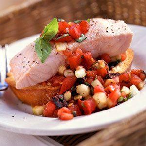 Tmx 1415211615825 Poached Salmon Woodbridge, CT wedding catering