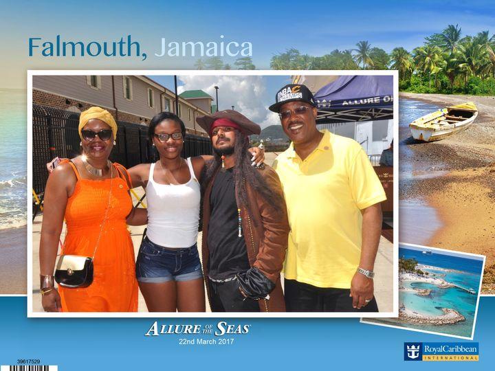 Cruising in Jamaica