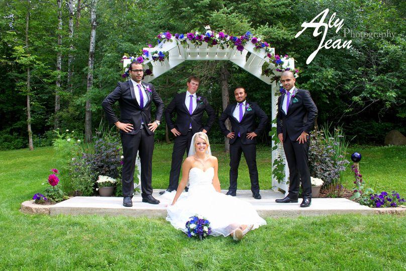 bird wedding 5