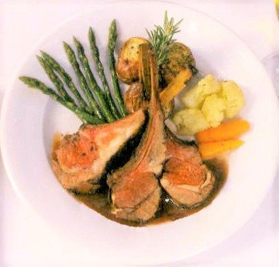 1a rack of lamb e