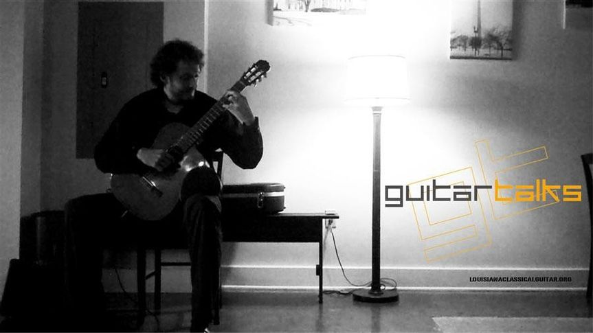 guitar talks