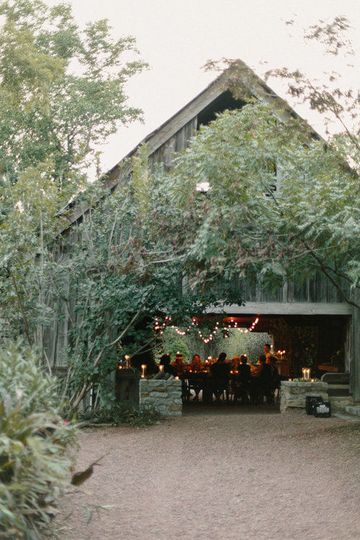 The Barn - photo by M. K. Sadler