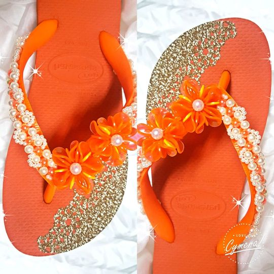 Havaianas orange
