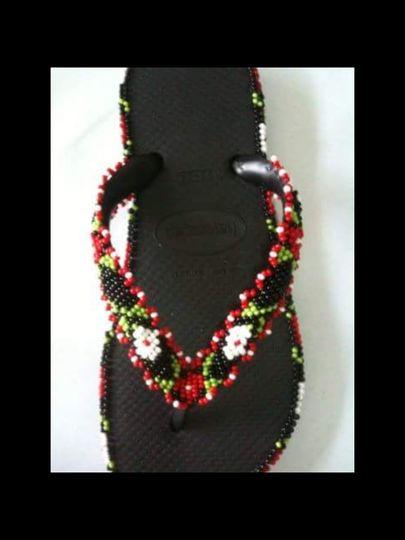 custom made with beads $85.00