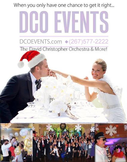 DCO Holiday Weddings