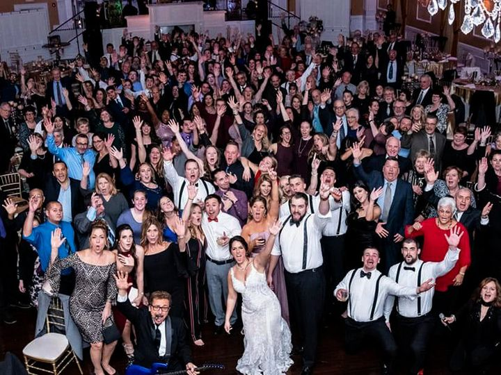 Tmx Hagerthey Wedding Group Shot Dec 2018 51 73473 1566446500 Feasterville Trevose, PA wedding band