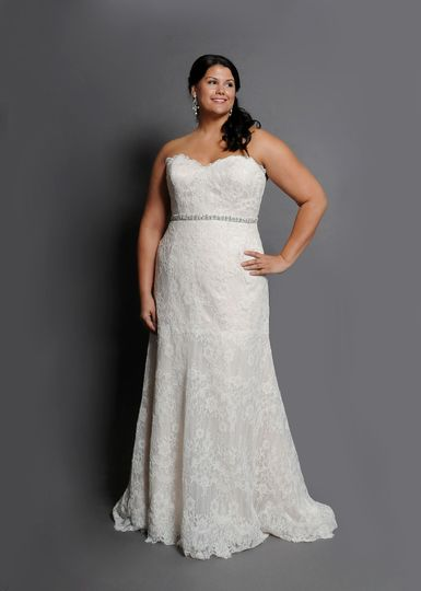 Vintage lace, Ivory and Champagne with a delicate beaded pearl belt.