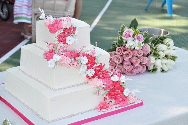 Tmx 1286993770016 Pinkrose3 Mamaroneck wedding florist