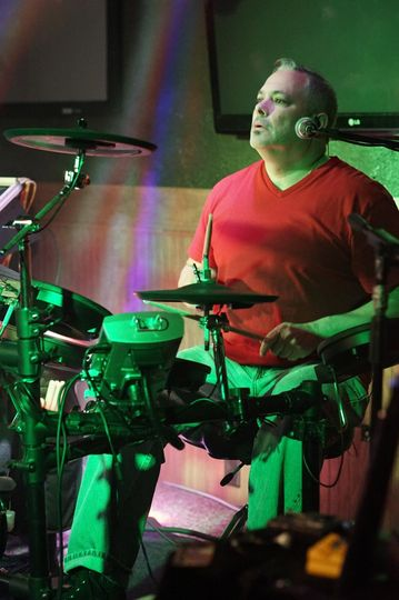 Ross on Drums