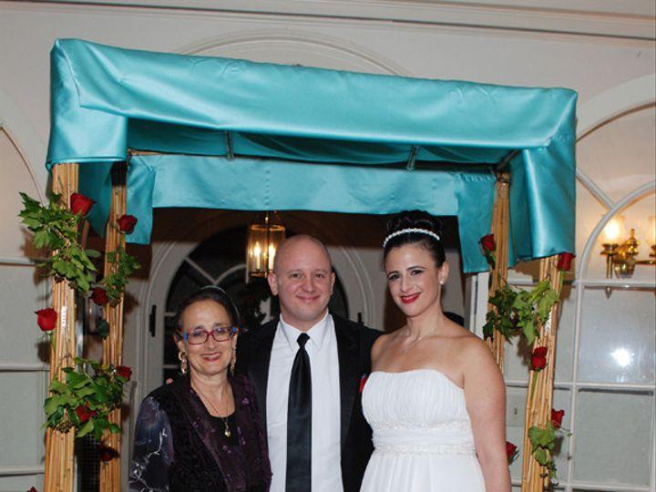 Tmx 1375410599450 089rabbi1 Elkins Park, Pennsylvania wedding officiant