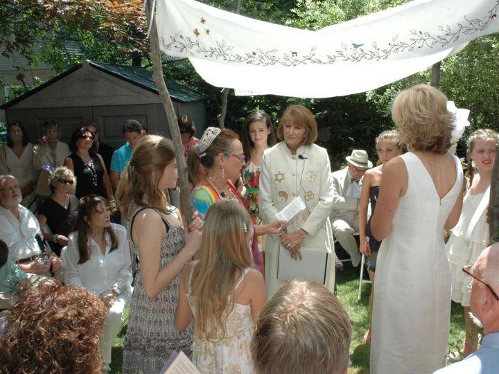 Tmx 1421275709377 Rayzel 3 Elkins Park, Pennsylvania wedding officiant