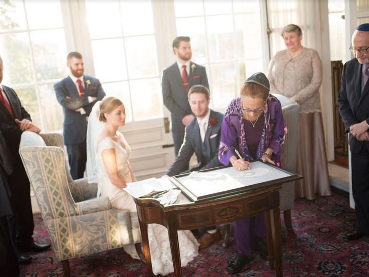 Tmx 1528820257 618f0fd228244aba 1528820256 4f2e758e2ac180b4 1528820250900 8 Rabbi Rayzel June  Elkins Park, Pennsylvania wedding officiant