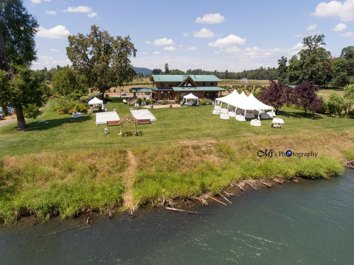 Venue on the river