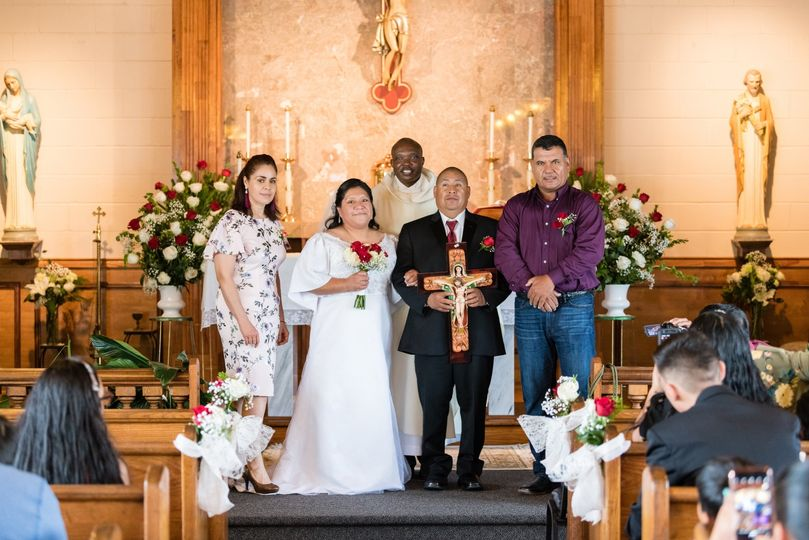 The wedding ceremony - Noonanimagery LLC