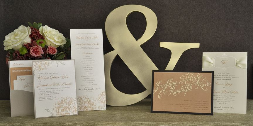 800x800 1421870903724 coral and gold wedding invitations