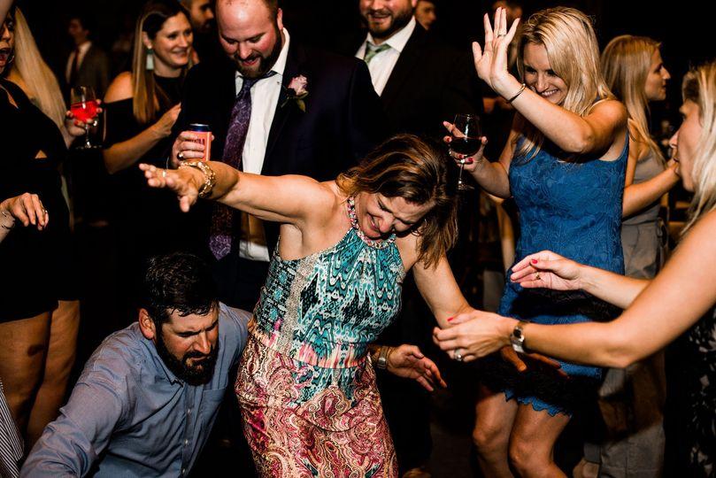 A lively party (wovenstrandphoto)