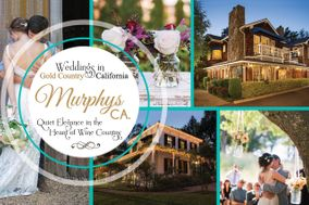 Weddings in Gold Country California
