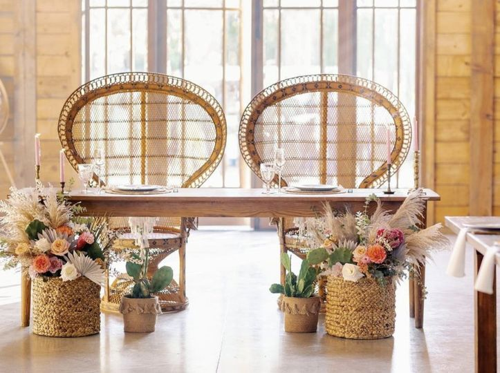 Robyn & Sawyer Peacock Chairs