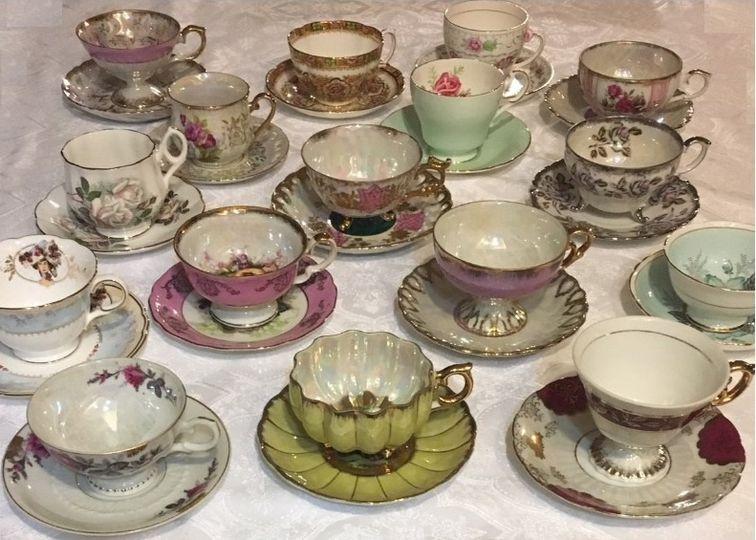 Tea Party Rentals