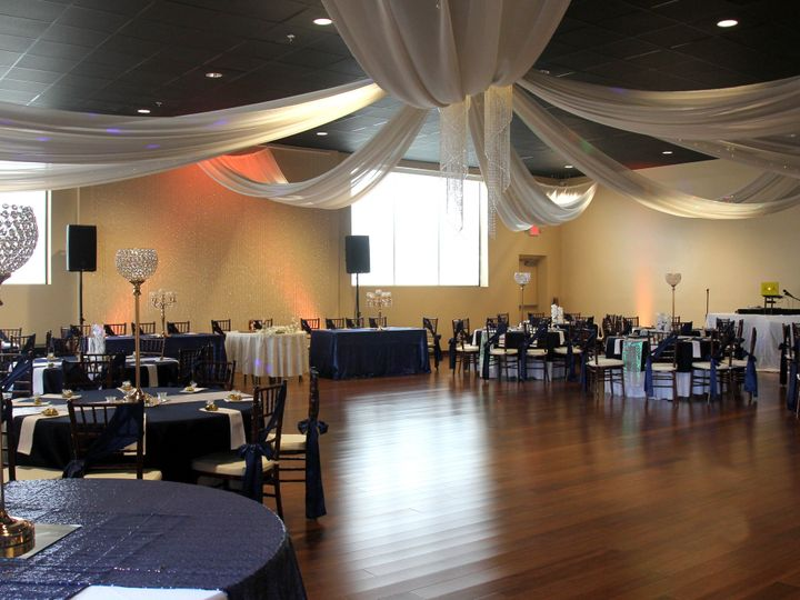 Tmx Ballroom Blue2 51 778473 Norfolk, VA wedding venue
