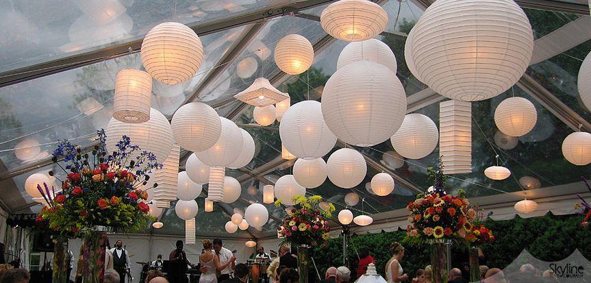 wedding lanterns 5
