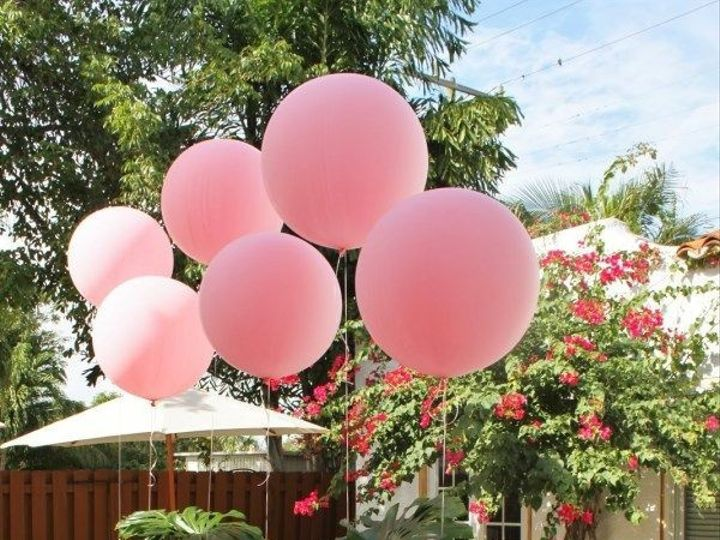 Tmx 1436291376317 Pink Party Balloons Redwood City wedding eventproduction
