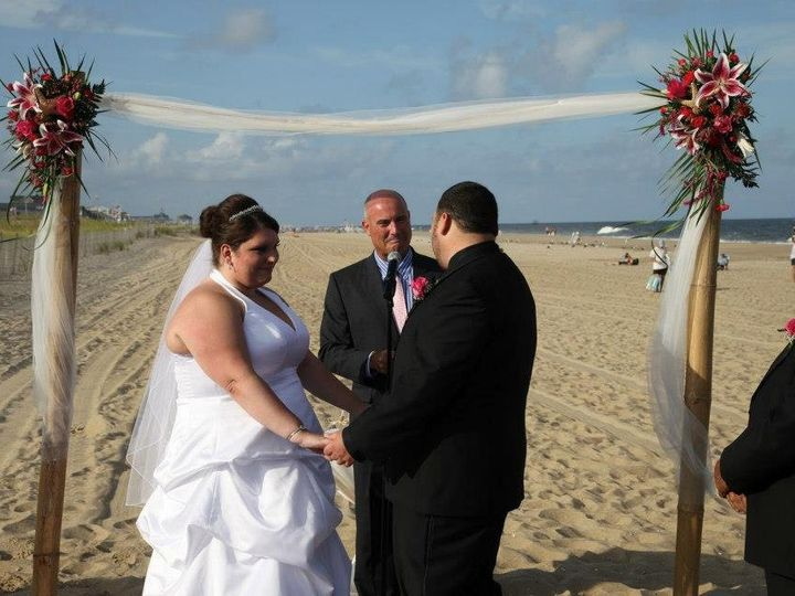Tmx 1361224187772 KristenDaniel Spring Lake, NJ wedding officiant