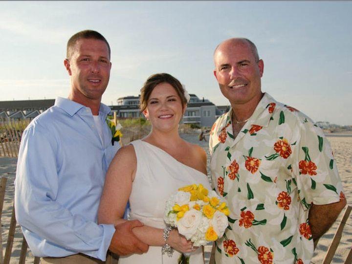 Tmx 1384613446216 Wed Ptpleasbeach Pi Spring Lake, NJ wedding officiant
