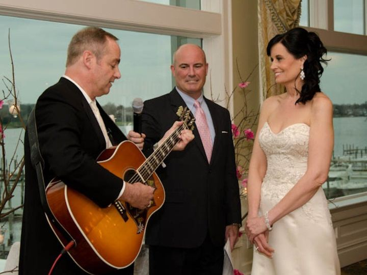 Tmx 1384614382148 Wed Krissychris Spring Lake, NJ wedding officiant