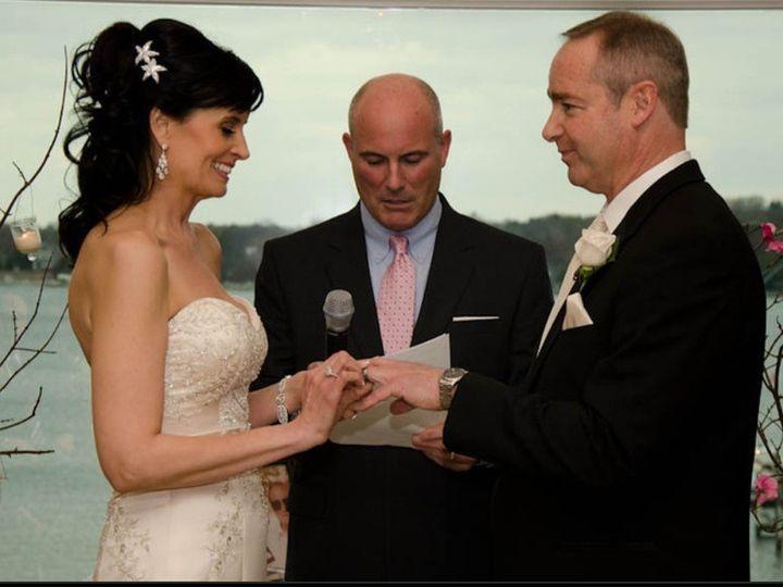 Tmx 1384614405364 Wed Krissychris Spring Lake, NJ wedding officiant