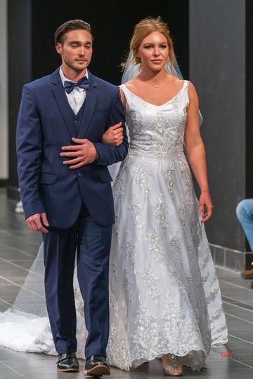 Meg Manski wedding collection