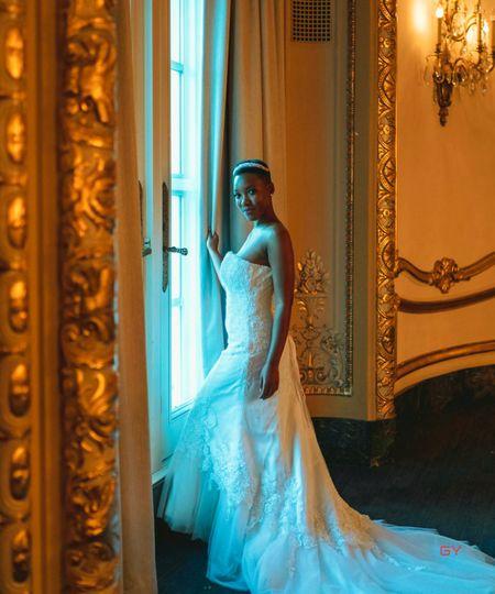 Daphne's Bridal Photoshoot