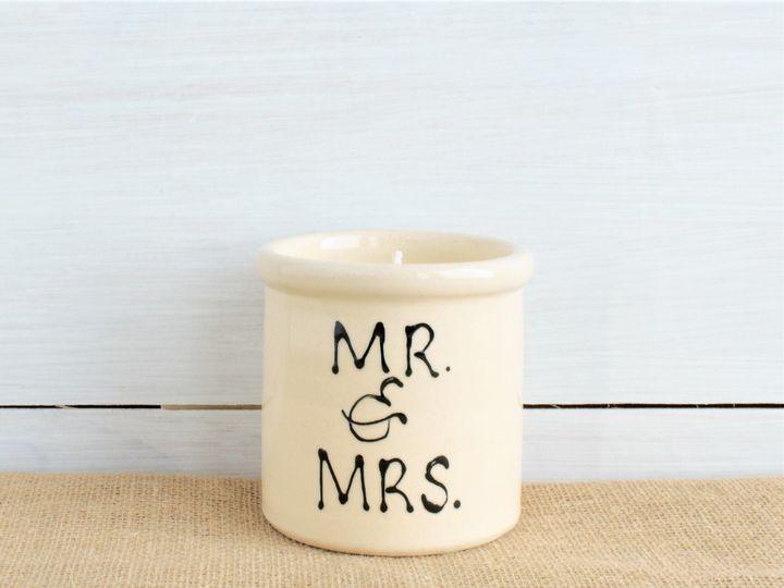 Tmx Modern Mr Mrs Candle 51 1061573 1555962742 Cambridge, WI wedding favor