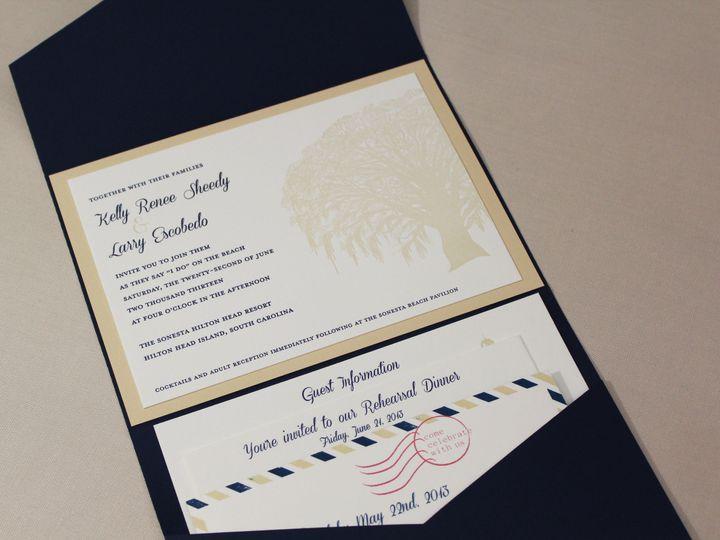 Tmx 1378615491831 Kellylarry1 Libertyville, Illinois wedding invitation